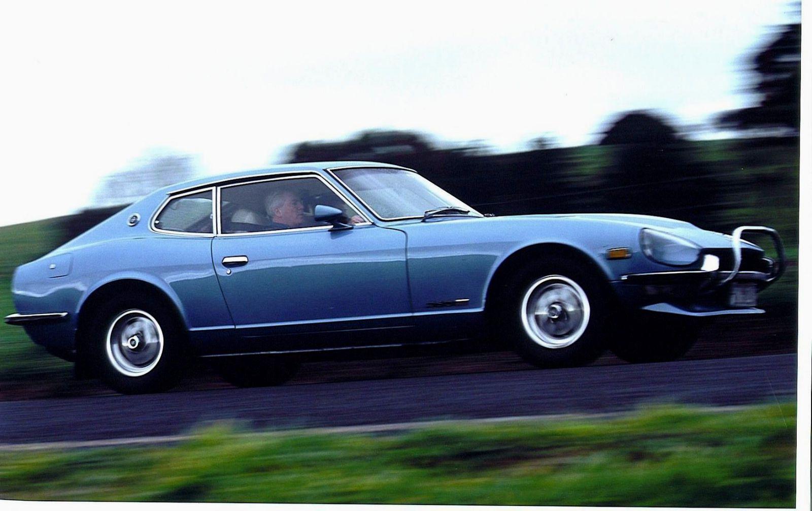 260Z 2+2 5 speed 1977