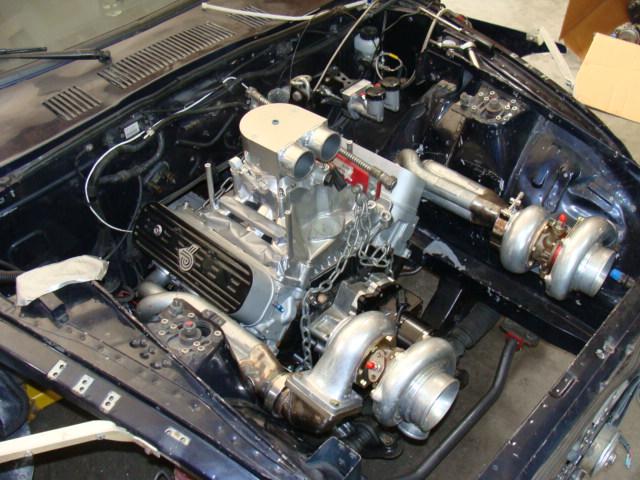 V6 L67 engines in AU Z's - Engine - Auszcar