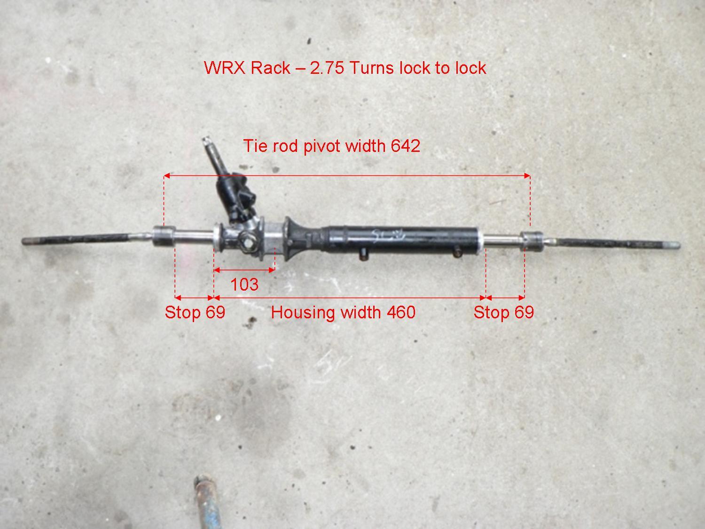 Mx5 Quick Rack